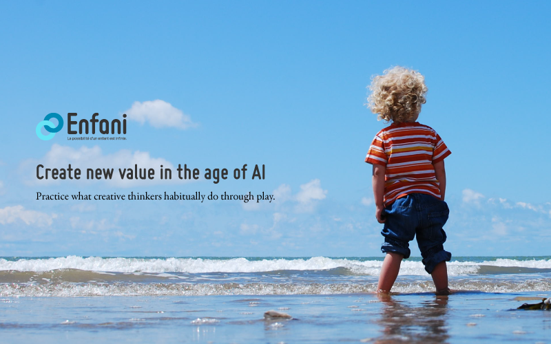 Create new value in the age of AI