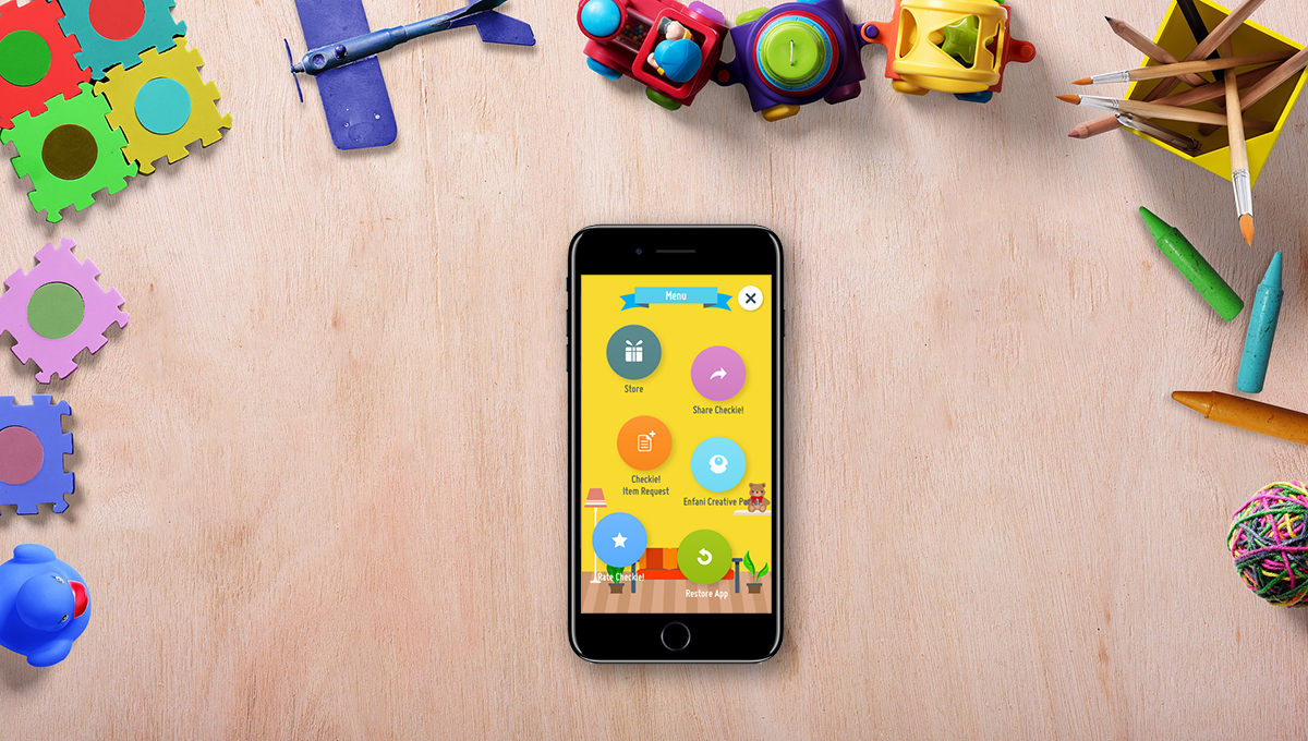 Works best for Smart phone loving kids – App to lock your phone with a tap
