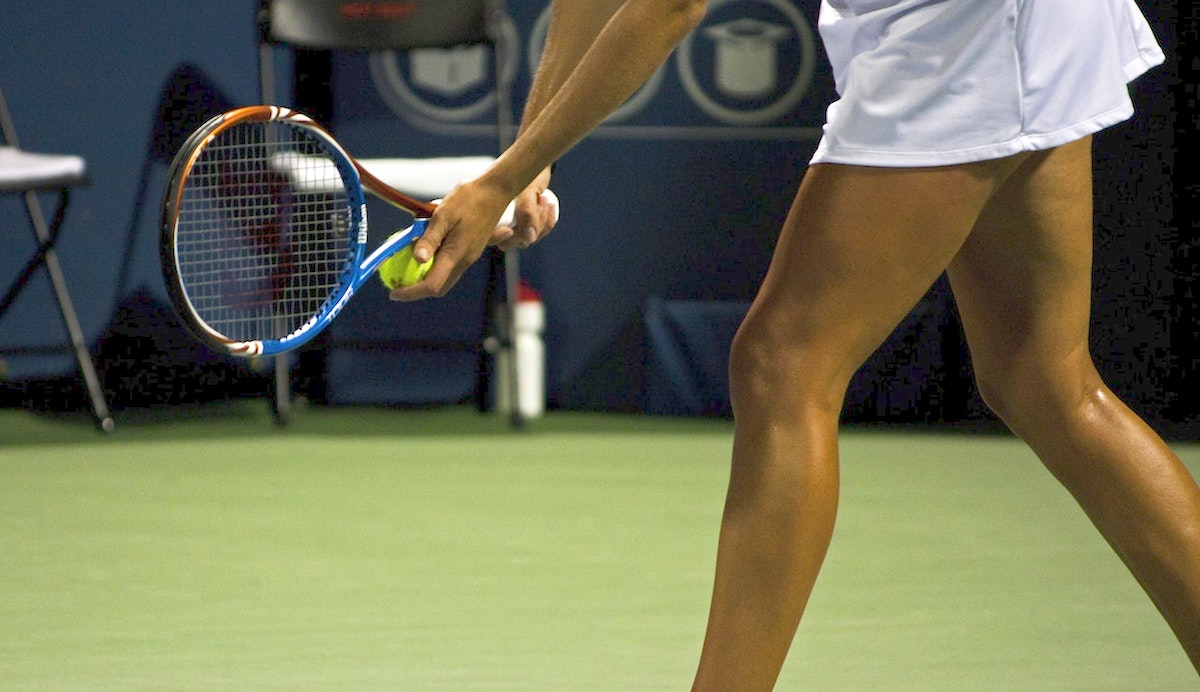 話題のテニス観戦! 子連れで楽しむための6つのポイント!
