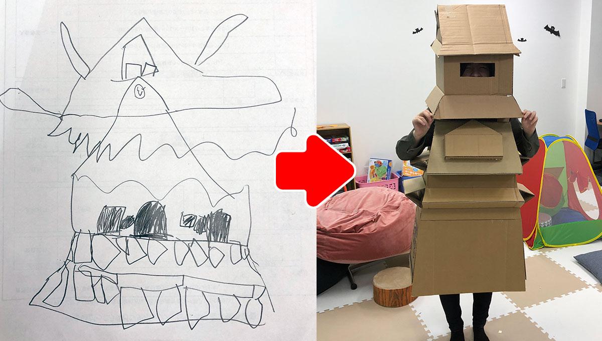 子どものヒラメキを形に! 小1のアイデアを1ヶ月で具現化してみた