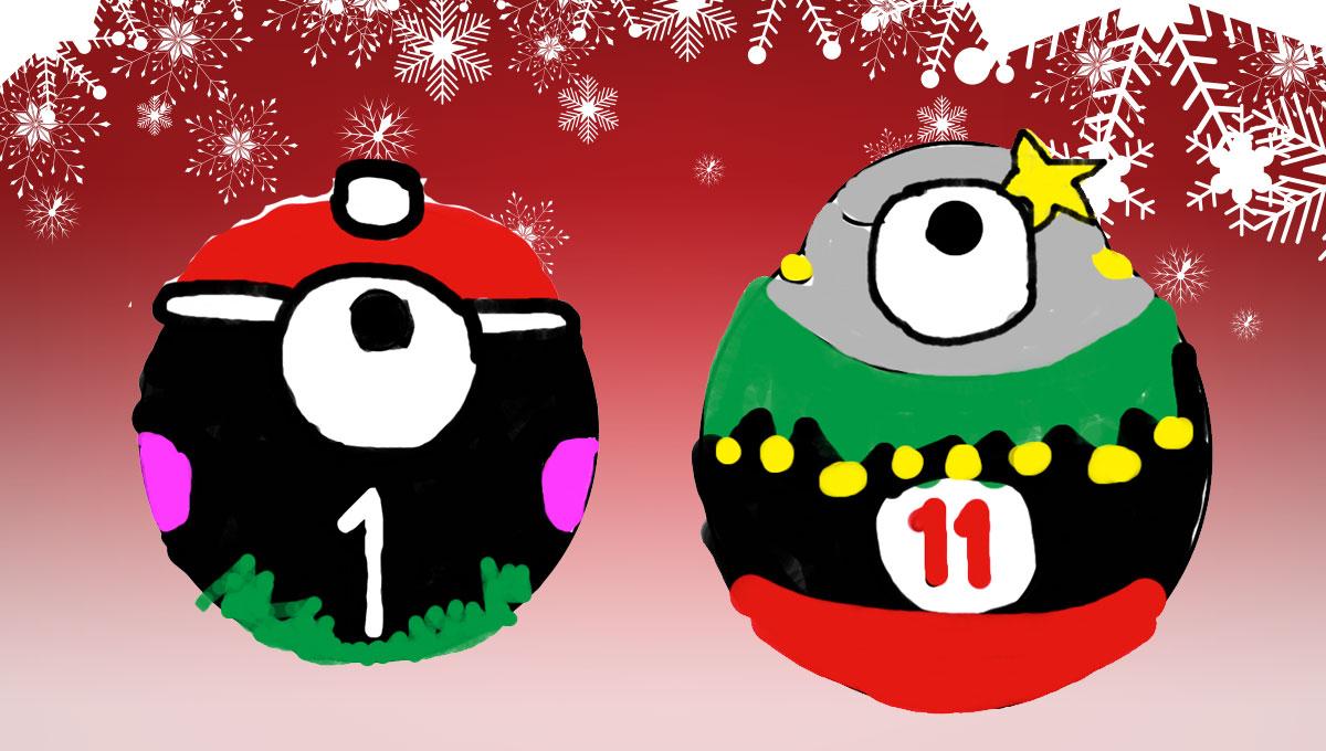 SUM! キャラクターのクリスマス版イラスト募集! 採用でアプリに登場