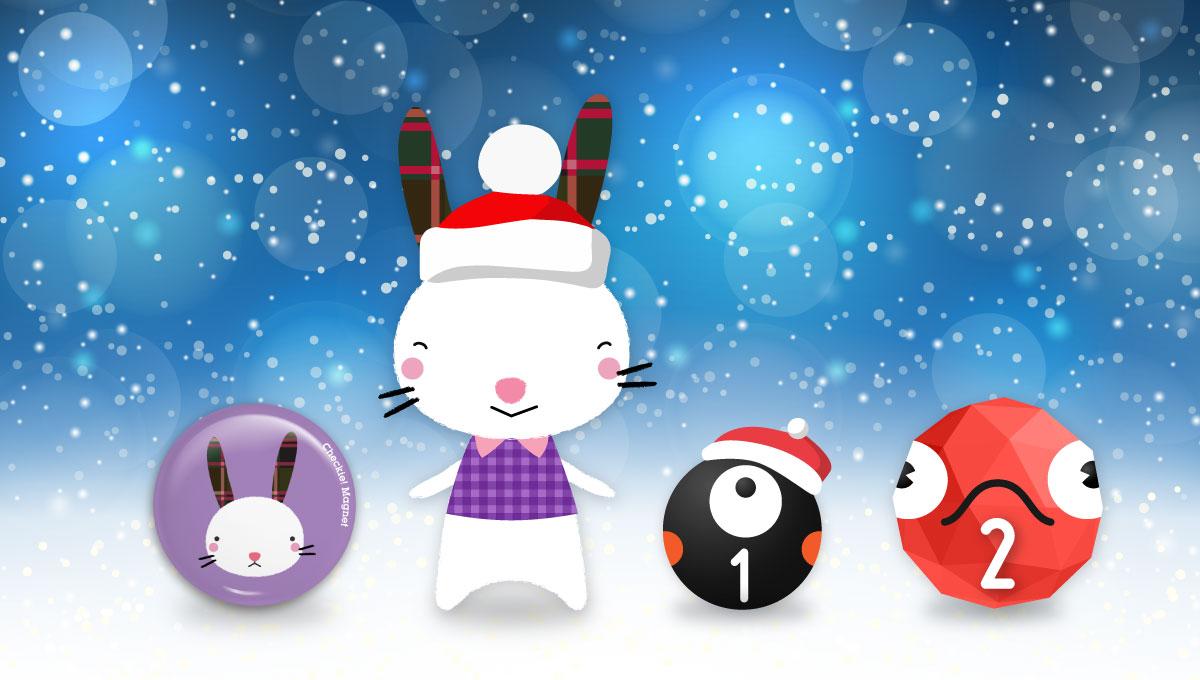 メリークリスマス! from あんふぁに