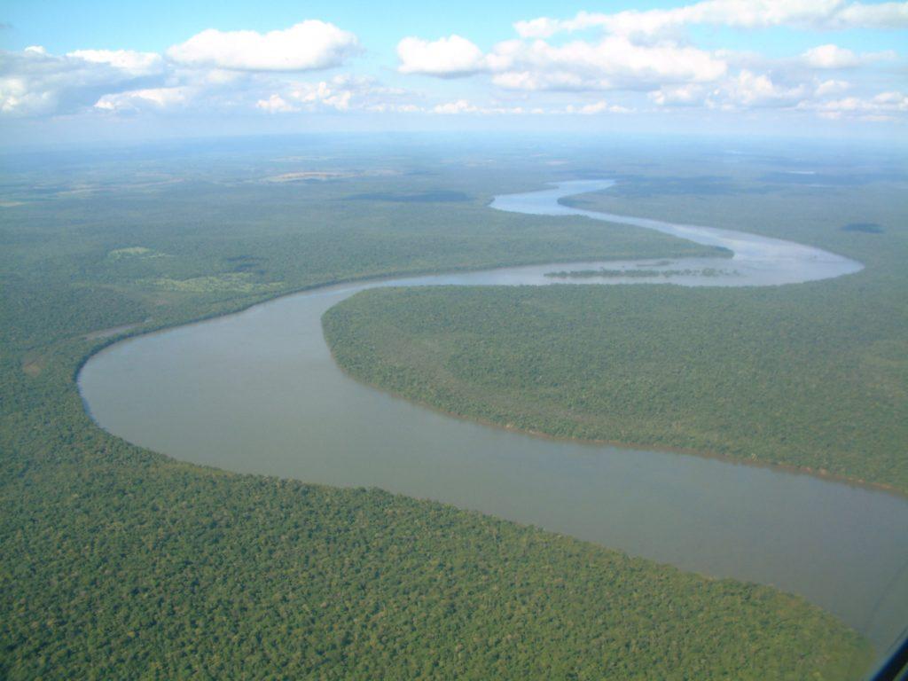 アマゾン川画像